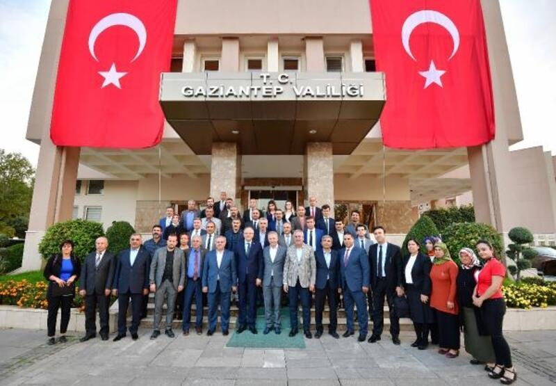 TBMM Tıbbi Aromatik Bitkiler Komisyonu Gaziantep'te toplandı