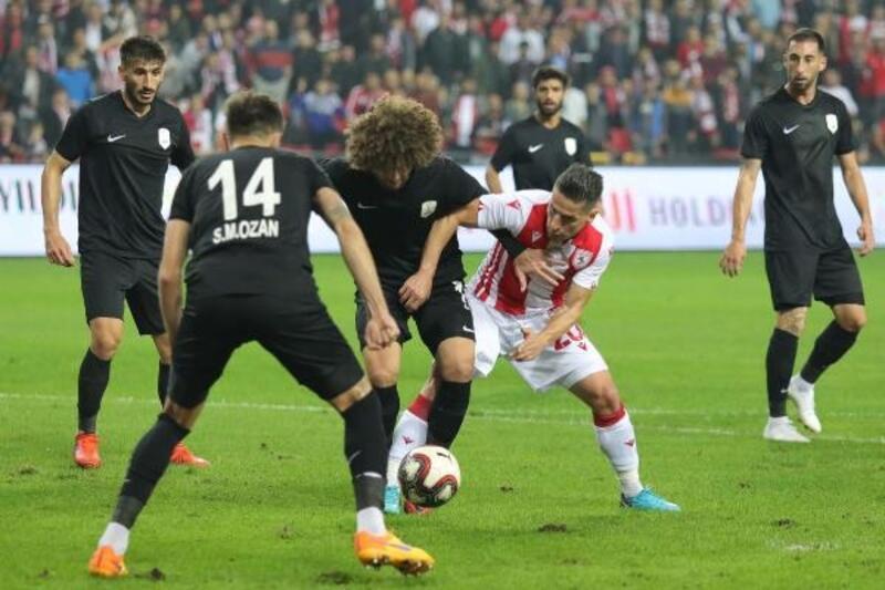Yılport Samsunspor - Sancaktepe Futbol Kulübü: 0-0