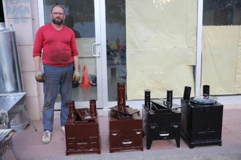 Tokat'tan yurt dışına kebap ocağı gönderiyor
