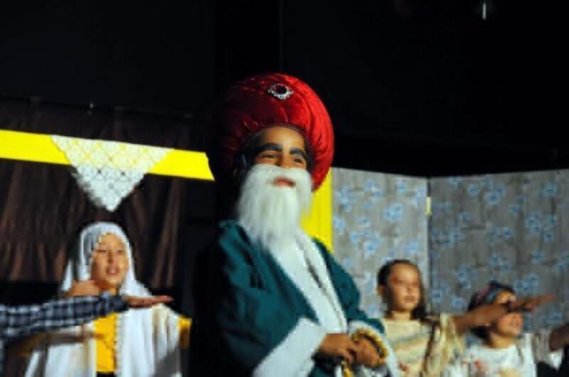Fıkra canlandırma yarışması Türkiye finali yapıldı