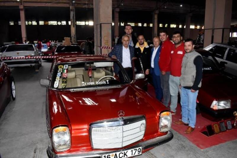 Türkiye'nin modifiye araç tutkunları Yenişehir'de buluştu
