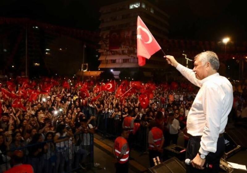 Başkan Karalar'dan 29 Ekim Cumhuriyet Bayramı mesajı
