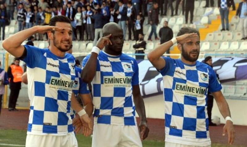 BB.Erzurumspor - Hatayspor: 3-1
