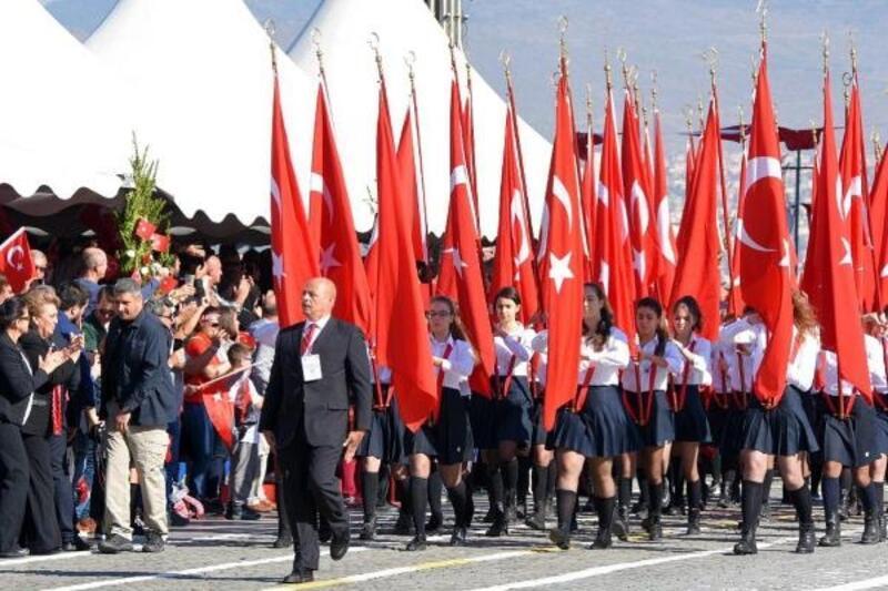 İzmir'de Cumhuriyet Bayramı coşkuyla kutlanacak