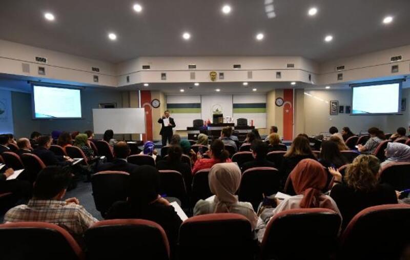 Osmangazi Belediyesi'nde hizmet içi seminer