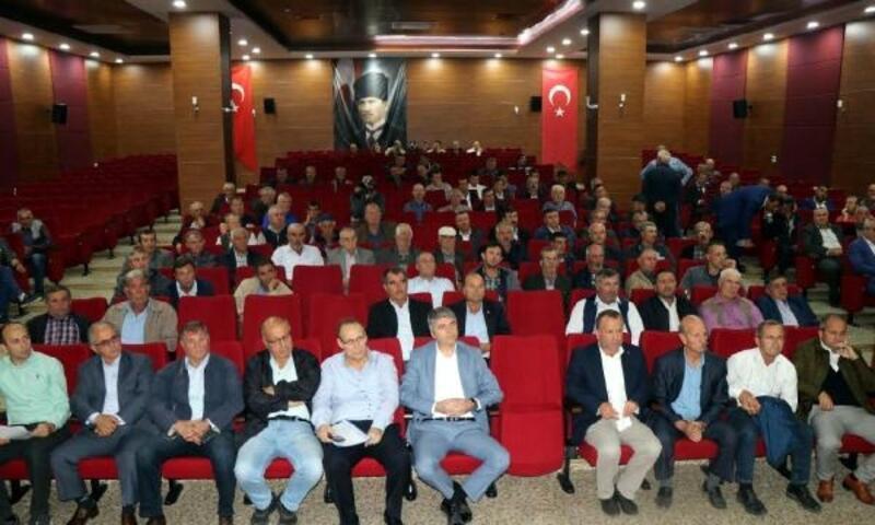 Edirne'de kayyum atanan birlik yeni yönetimini seçti
