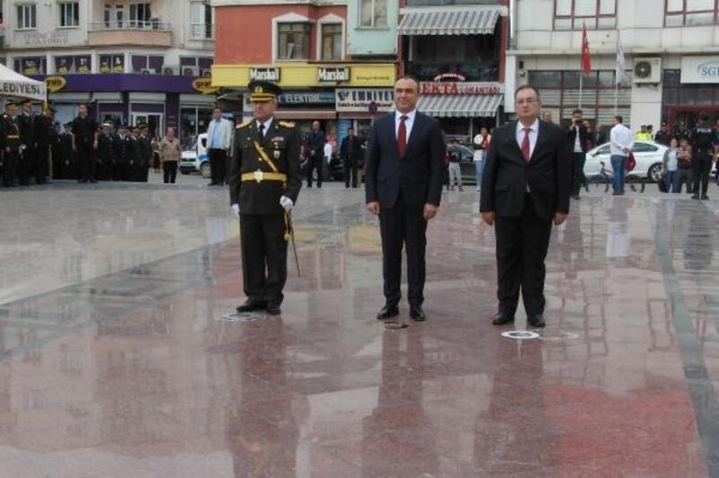 Atatürk'ün Kilis'e gelişinin 101'inci yıldönümü kutlandı