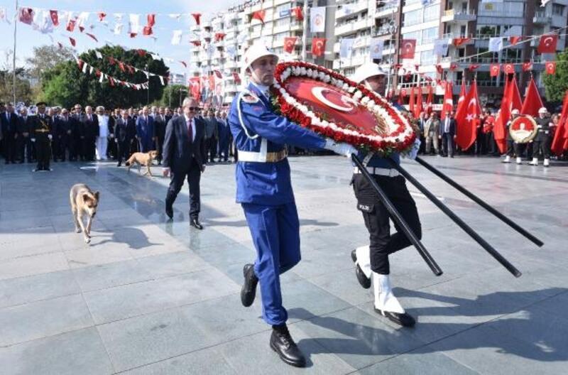 Antalya'da Cumhuriyet Bayramı kutlamaları