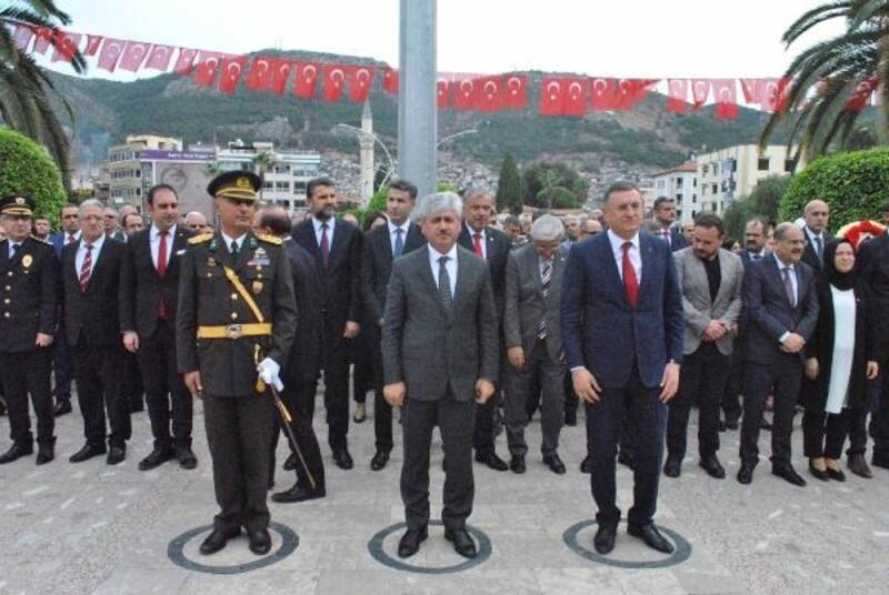 Hatay'da Cumhuriyet Bayramı kutlamaları başladı