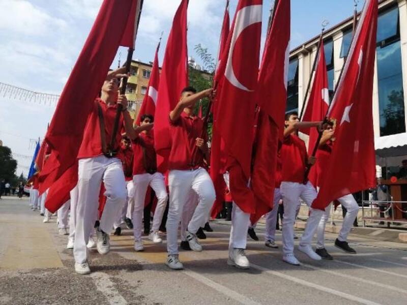 Hatay'da Cumhuriyet Bayramı coşkuyla kutlandı