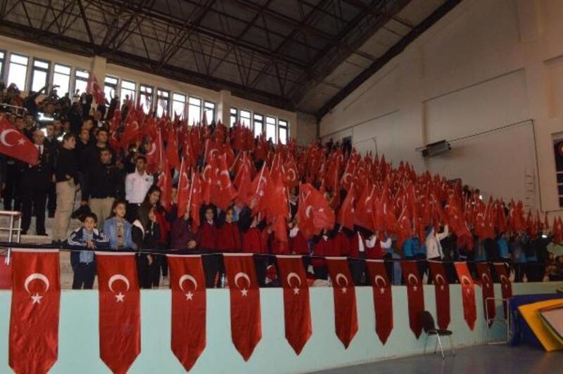Şırnak'ta Cumhuriyet Bayramı kutlandı