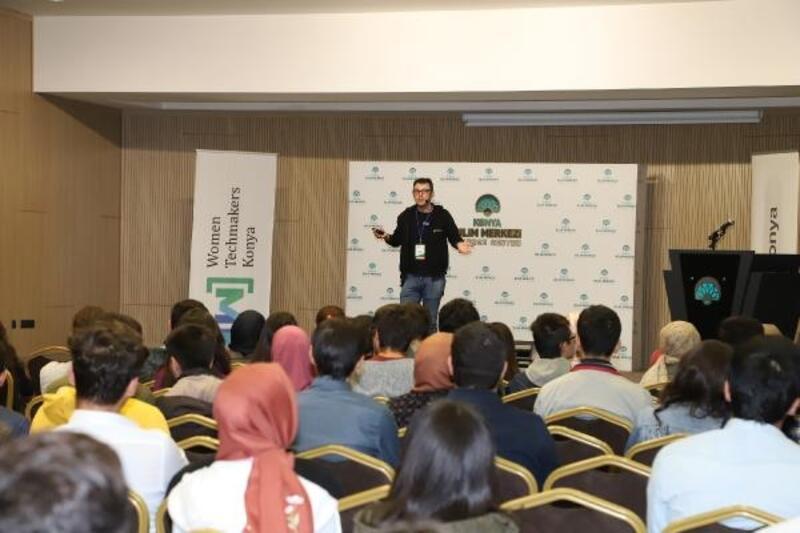 Konya Bilim Merkezi Devfest'e ev sahipliği yaptı