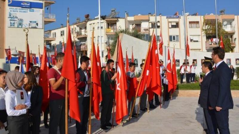 Korkuteli'de Cumhuriyet Bayramı coşkuyla kutlandı