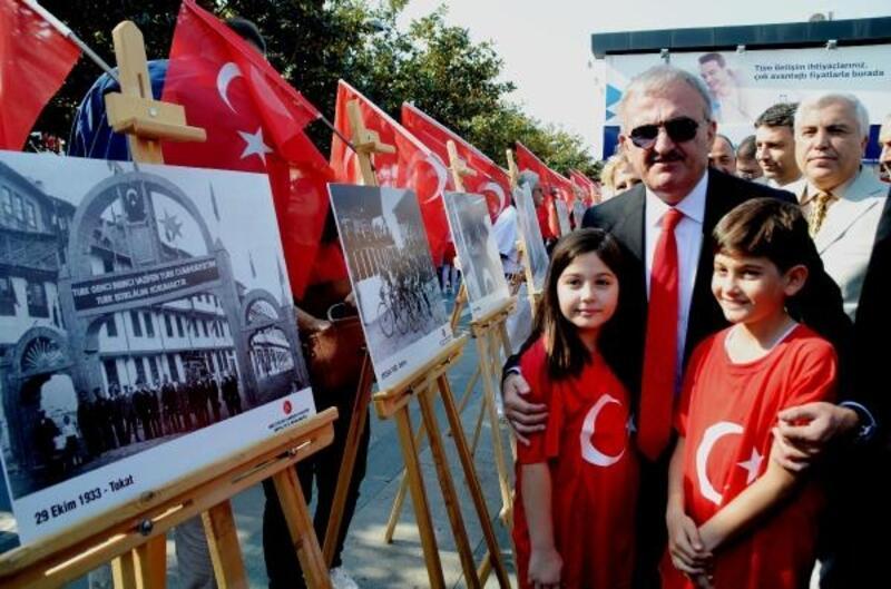 'Atatürk' fotoğrafları sergisi