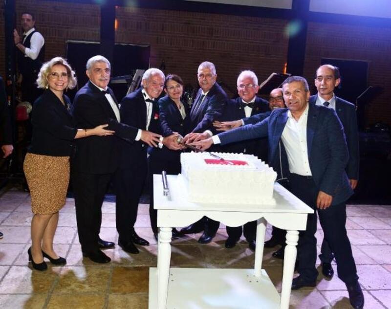 EGSD üyeleri Cumhuriyet Bayramı'nı coşkuyla kutladı