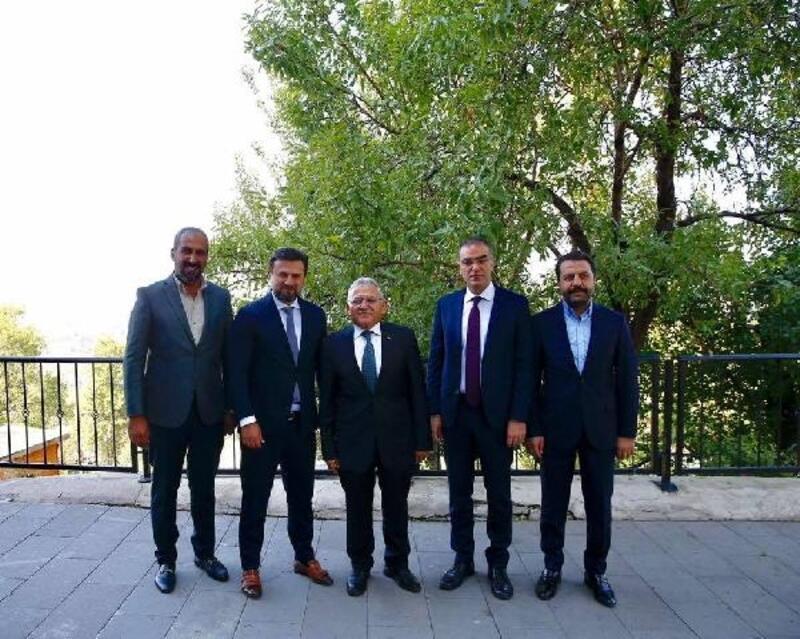 Kayserispor'un yeni teknik direktörü Bülent Uygun oldu