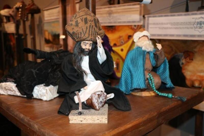 Kayseri'de 'Bir zamanlar Selçuklu sergisi' açıldı