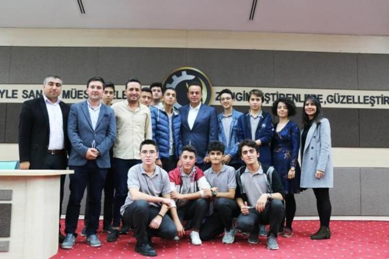 Çerkezköy TSO'nun 'yapay zeka semineri' büyük ilgi gördü