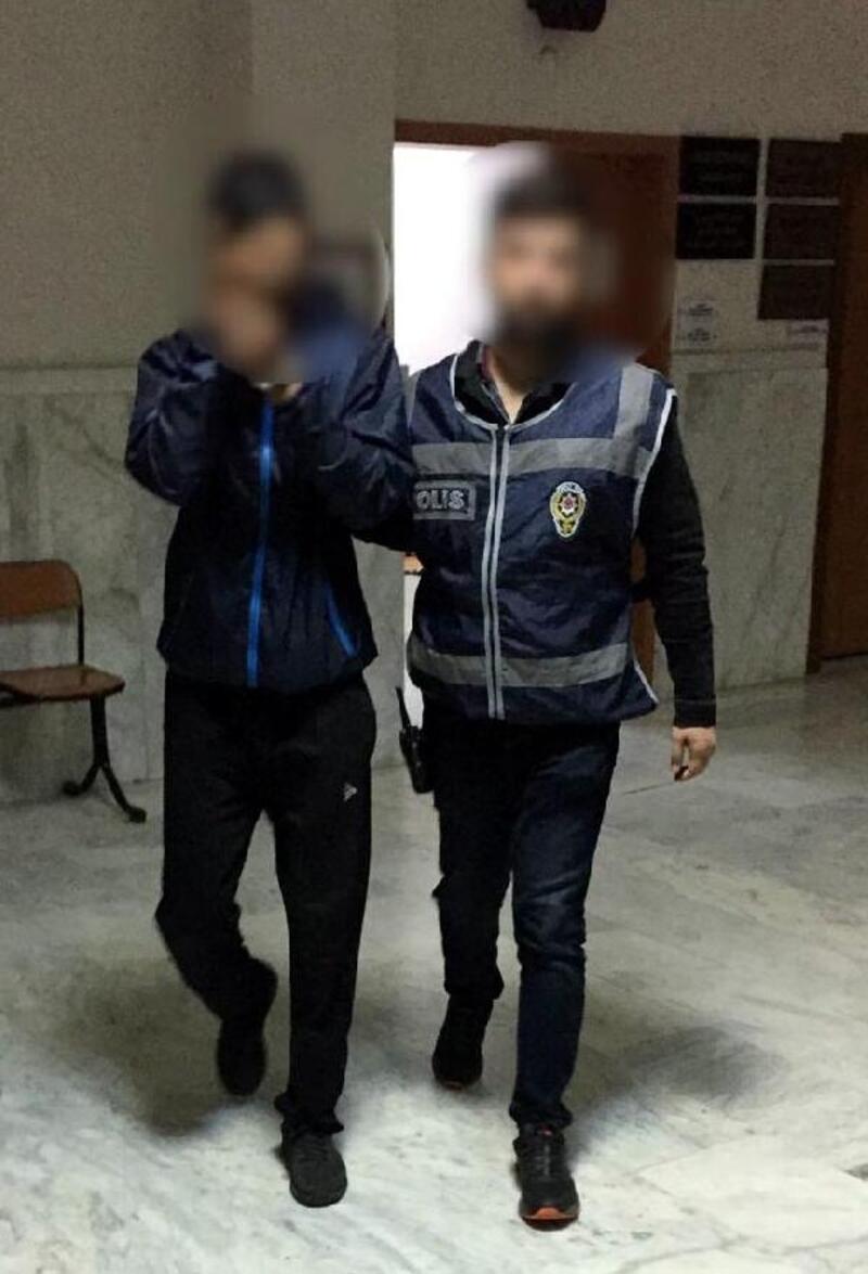 Didim'de 7 iş yerinden hırsızlık yapan şüpheli tutuklandı