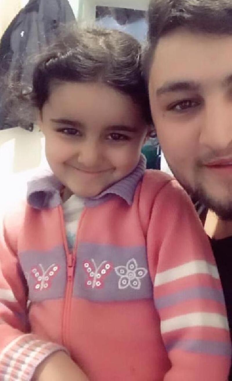 Yediği nardan zehirlenen 4 yaşındaki Saliha, öldü
