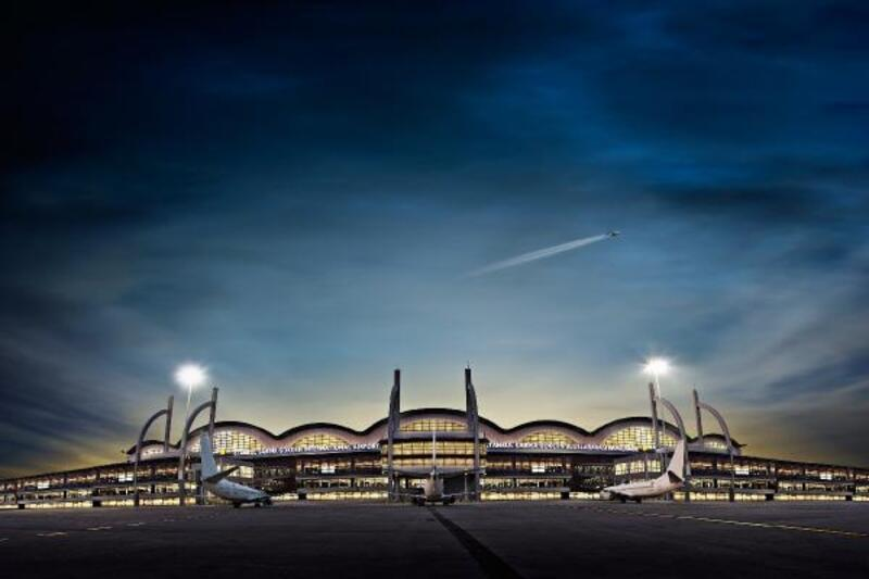 İstanbul Sabiha Gökçen Havalimanı'nın terminal binası 10 yaşında