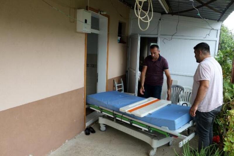 Dört vatandaşa daha hasta yatağı desteği