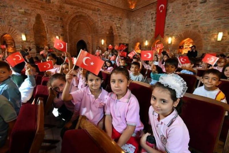 Osmangazi Belediyesi'nden çocuklara özel senfoni konseri
