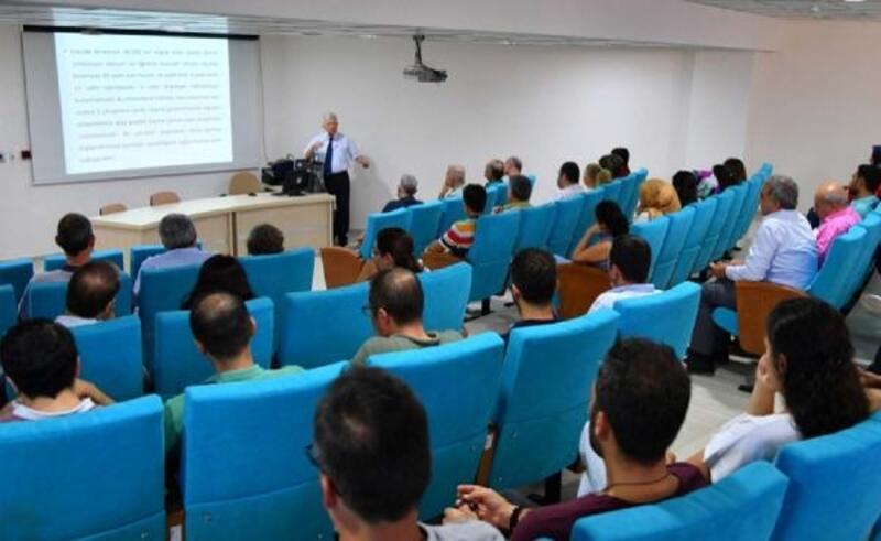 OKÜ Mühendislik Fakültesi'nde değerlendirme toplantısı