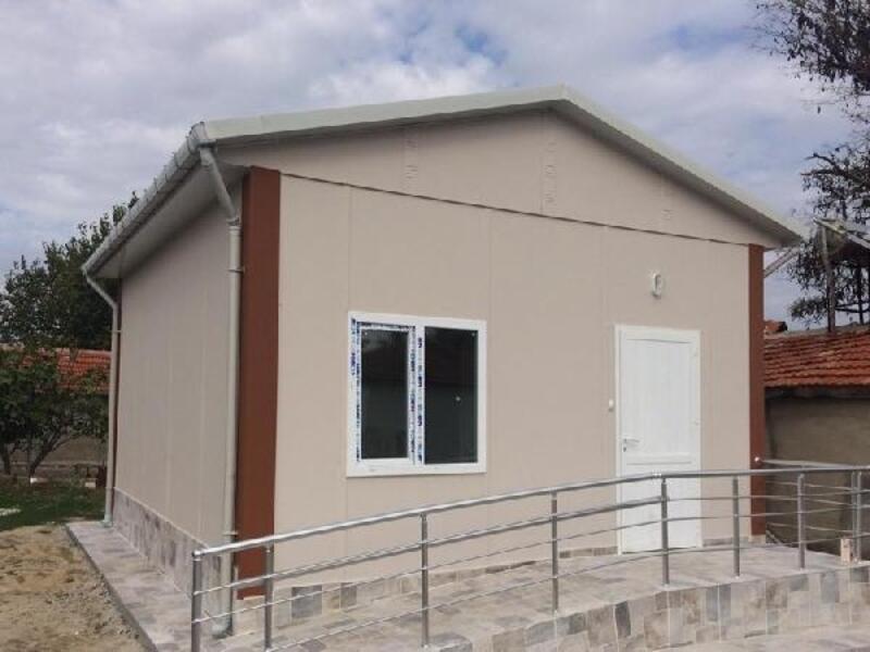 Edirne'de 11 köye yeni sağlık evi yapıldı