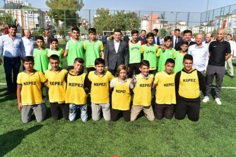 Mehmet Akif Ersoy'a spor sahası