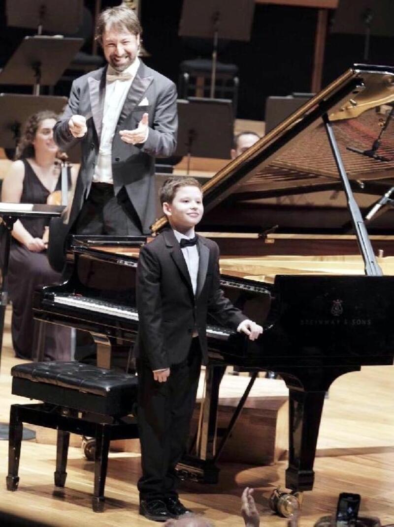 İzmir'in 10 yaşındaki müzik gururu