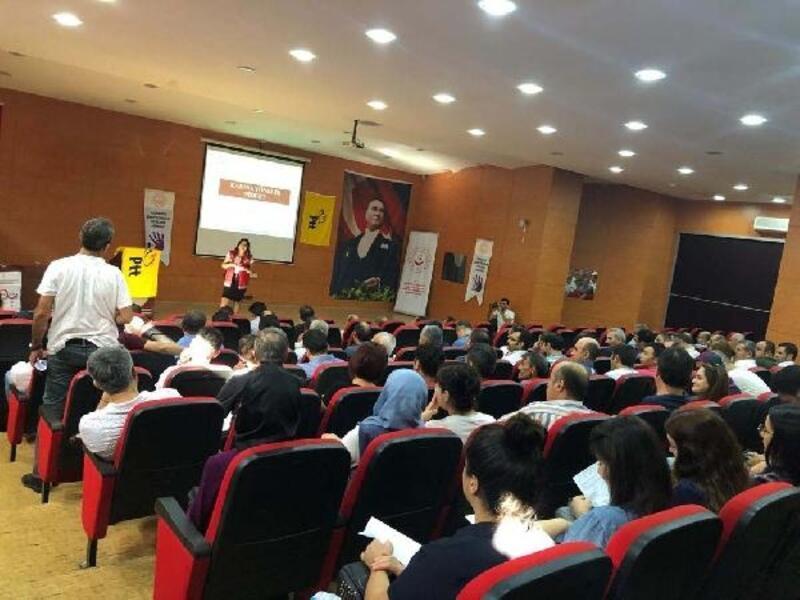 PTT personeline 'şiddetle mücadele' eğitimi