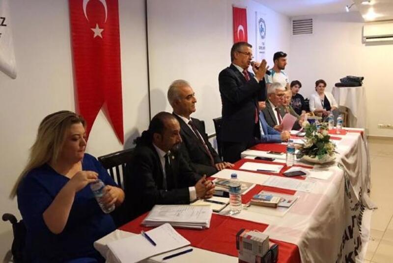 Başkan Topaloğlu, TSD toplantısına katıldı