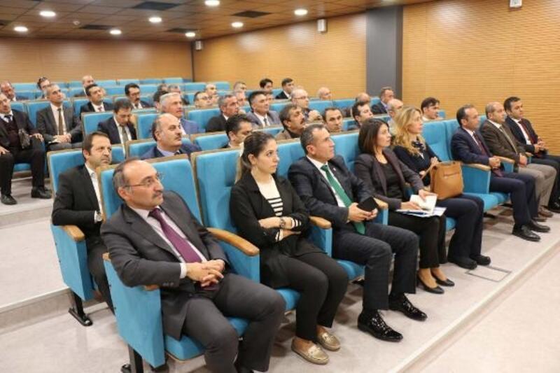 Sivas'ta DYK İzleme Sınavı değerlendirme toplantısı yapıldı