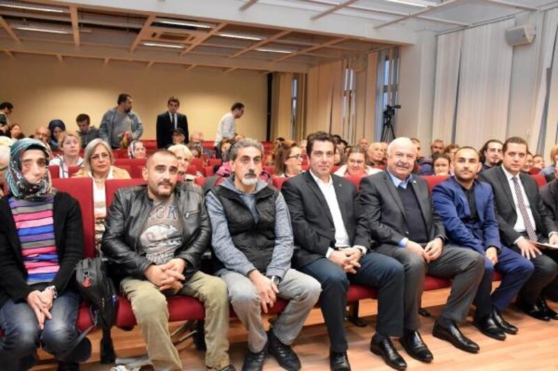 Bursa Kent Konseyi Engelliler Meclisi'nde Sönmez güven tazeledi