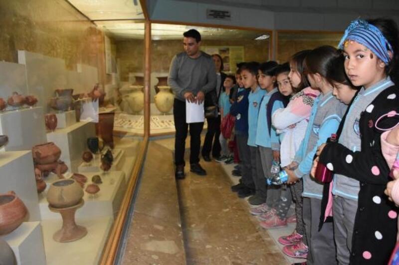 Öğrenciler, müze gezisiyle deneyim kazandı