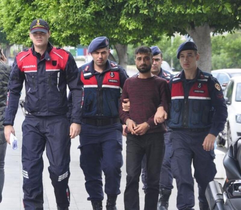 Aranan şüpheli Manavgat'ta yakalandı