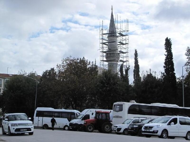 Lüleburgaz'da 656 yıllık Kadı Ali Camiibakıma alındı