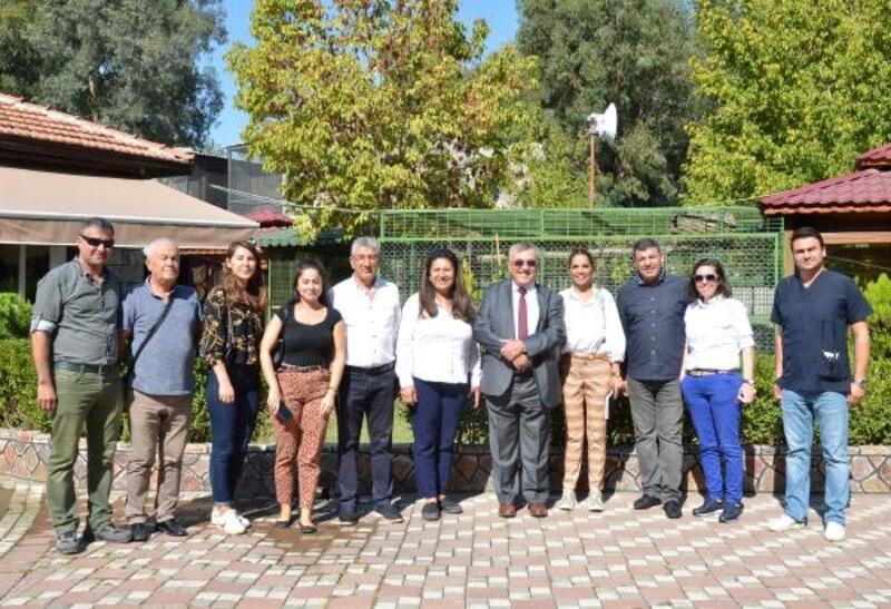 Tarsus Hayvan Parkı için revizyon çalışması