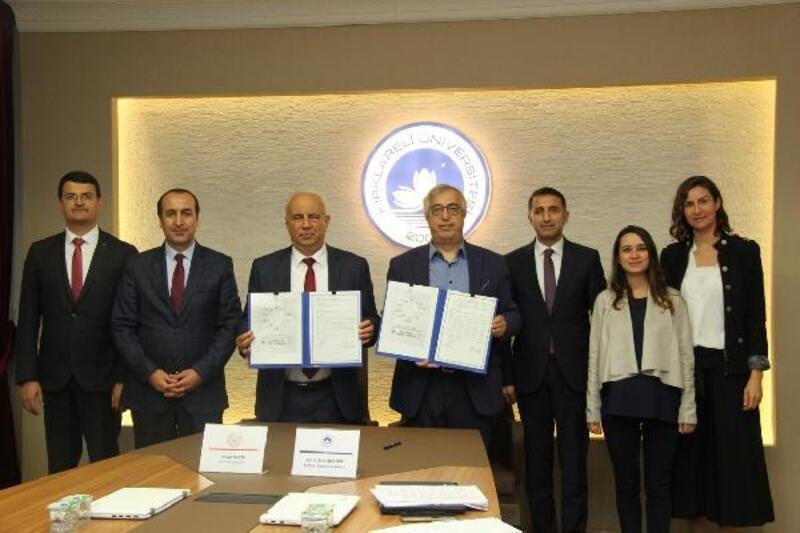 """Kırklareli Üniversitesi ile Milli Eğitim Müdürlüğü arasında """"Kapsayıcı İş birliği Protokolü"""""""