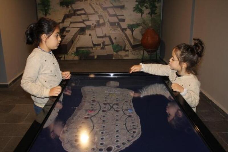 Kayseri Müzesini 1 ayda 50 bin kişi ziyaret etti