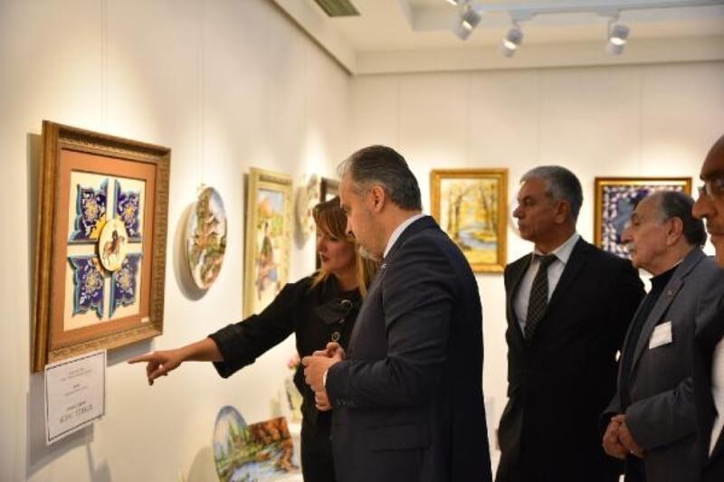 Tayyare Kültür Merkezi'nde 3 sergi birden