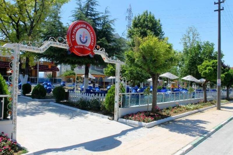 Yenişehir Belediyesi'nin sosyal tesisinde yeni düzenlemeler