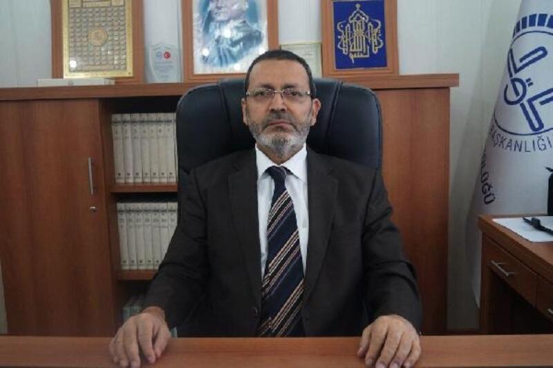 Nurdağı'na atanan Müftü Okuyucu, görevine başladı