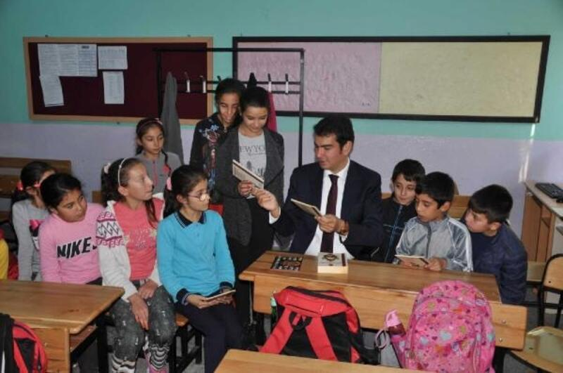 Kaymakam Köksal'dan okul ziyaretleri