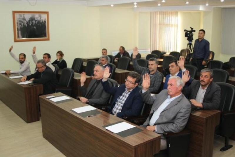 Hacılar'da Kasım ayı meclis toplantısı yapıldı