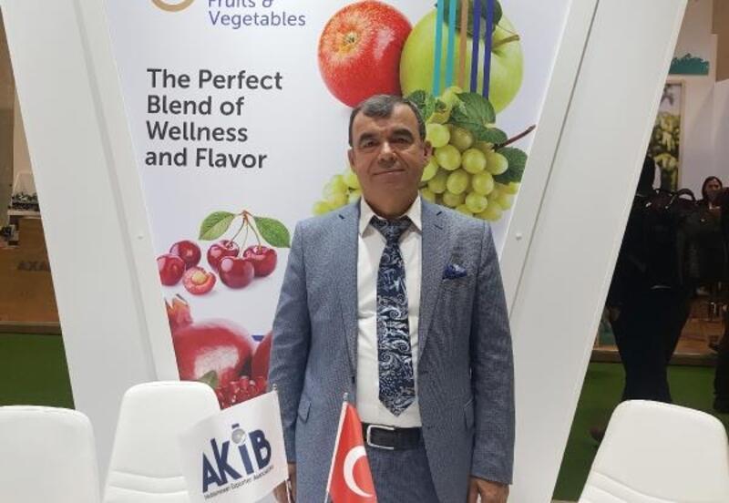 Ekim'de 224 milyon dolarlık yaş meyve ve sebze ihracatı