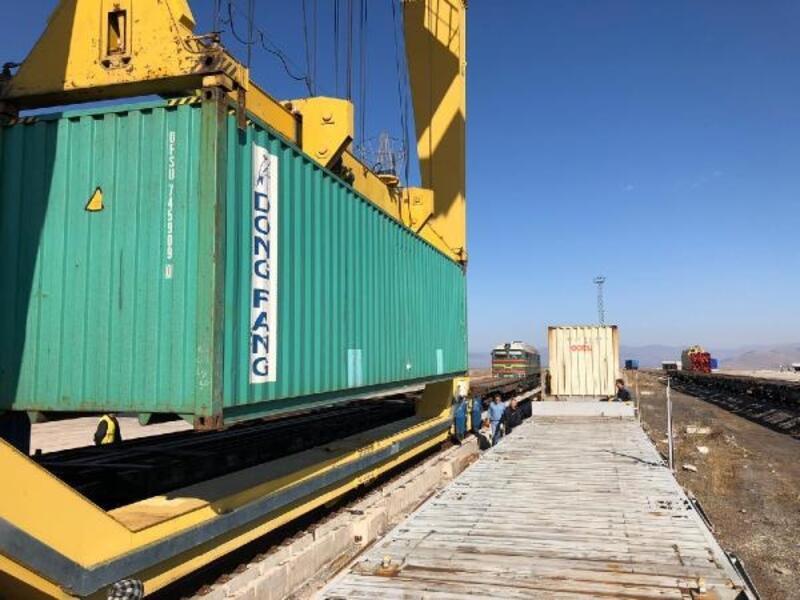 Çin'den gelen tren Türkiye ticaret yollarını güncelleyecek