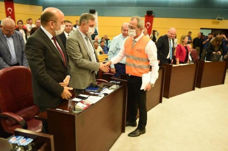 Tarsus'ta meclis üyeleri, lösemili çocuklar için tek ses oldu