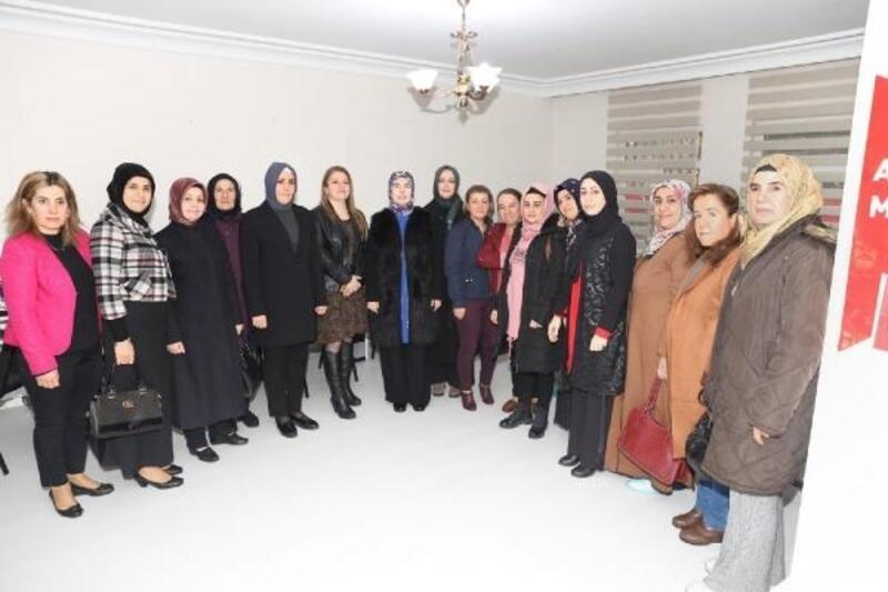 Bağlar'da 8'inci Aile Destek Merkezi açıldı